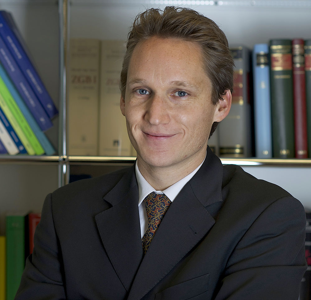 Alexander Blarer, Solicitor